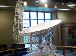 04 Model of the Green Bank Radio Telescope