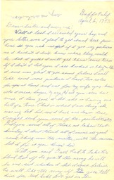 1943-04-06 - letter F - p. 1 - 2 pages - 3.25 X 6.25 bifolded on 9.625 X 6.25 paper.jpg
