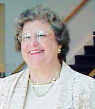 1987-1988 HFA Newsletter Editor Jo Ann Smith