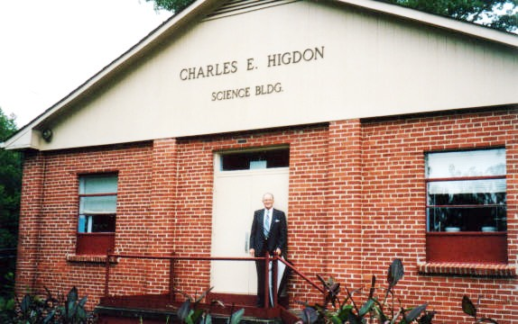 Charles E. Higdon Science Building  Truett-McConnell College at Epworth, GA
