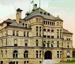 Chattanoogo Customs House, ca. 1900