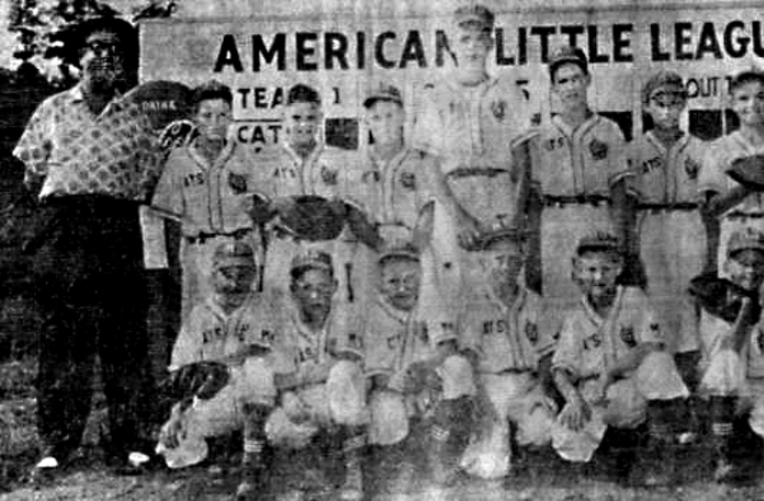 Ronnie Higdon and the Little League Wildcats