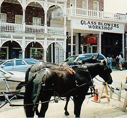 June 1996, Virginia City